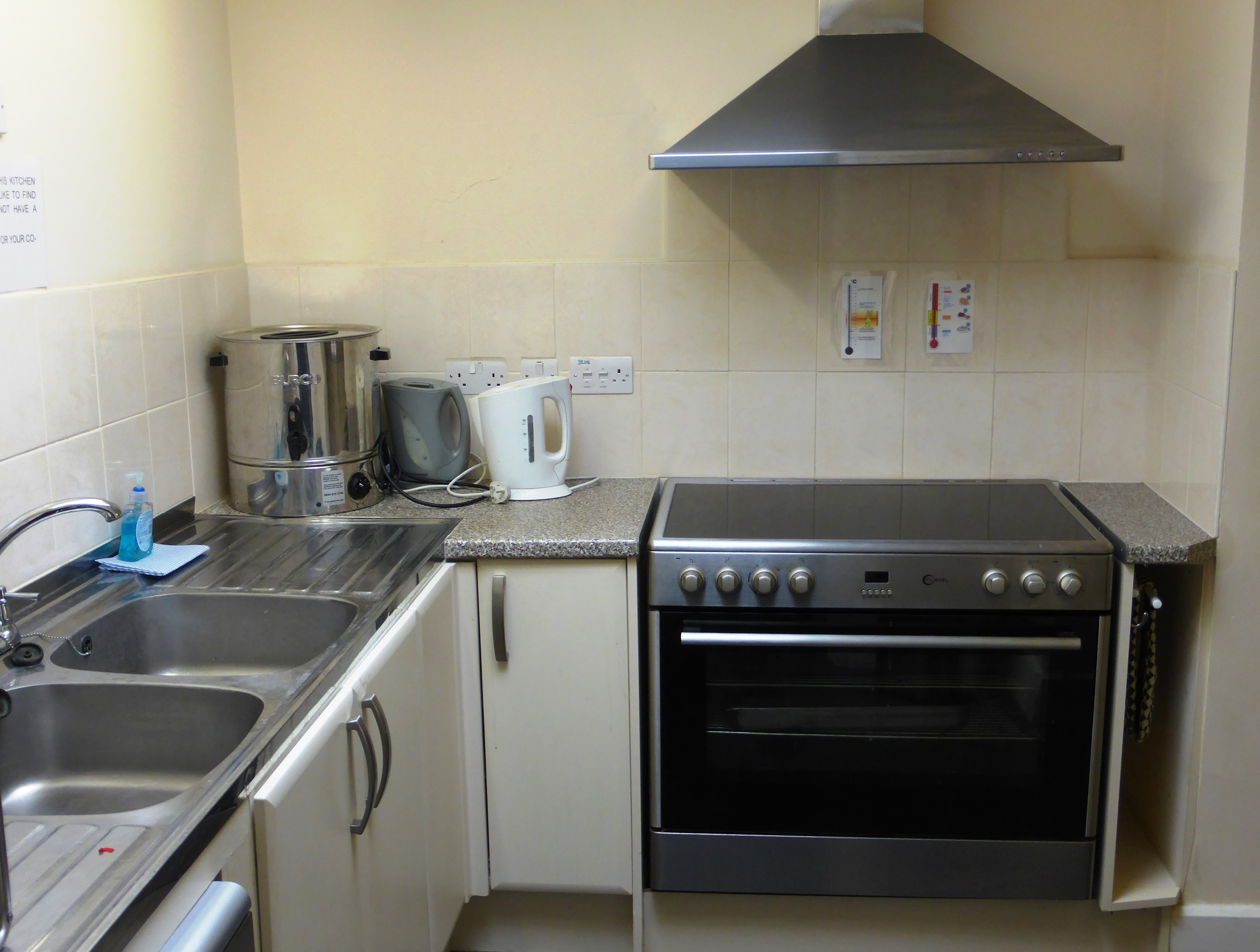 Parish Centre Kitchen