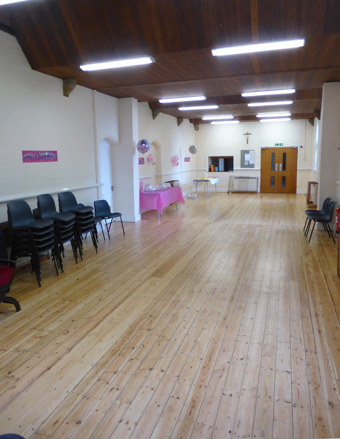 Parish Centre Hall